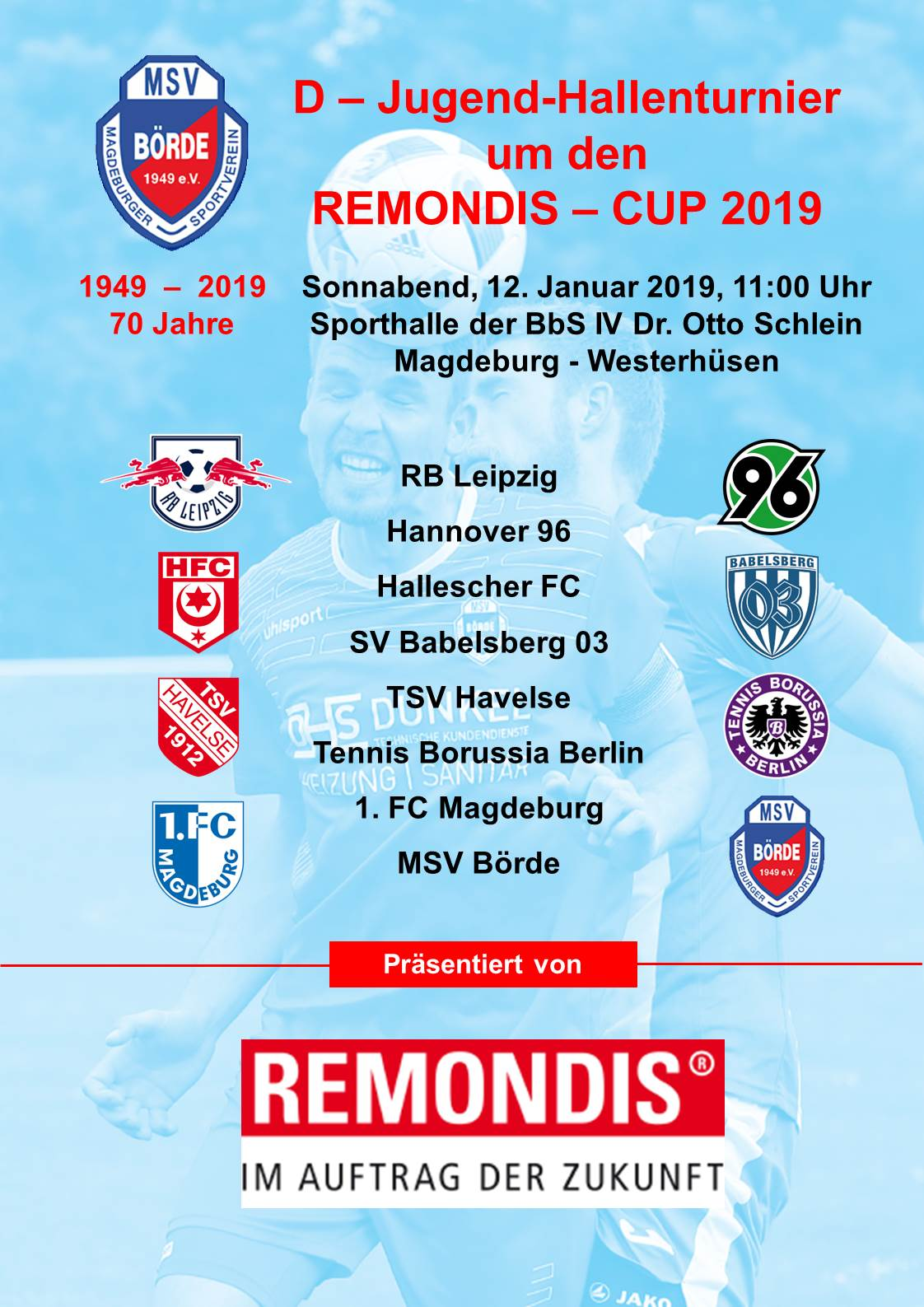 REMONDIS Cup 2019